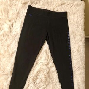 PINK, NFL series leggings: Indianapolis Colts S